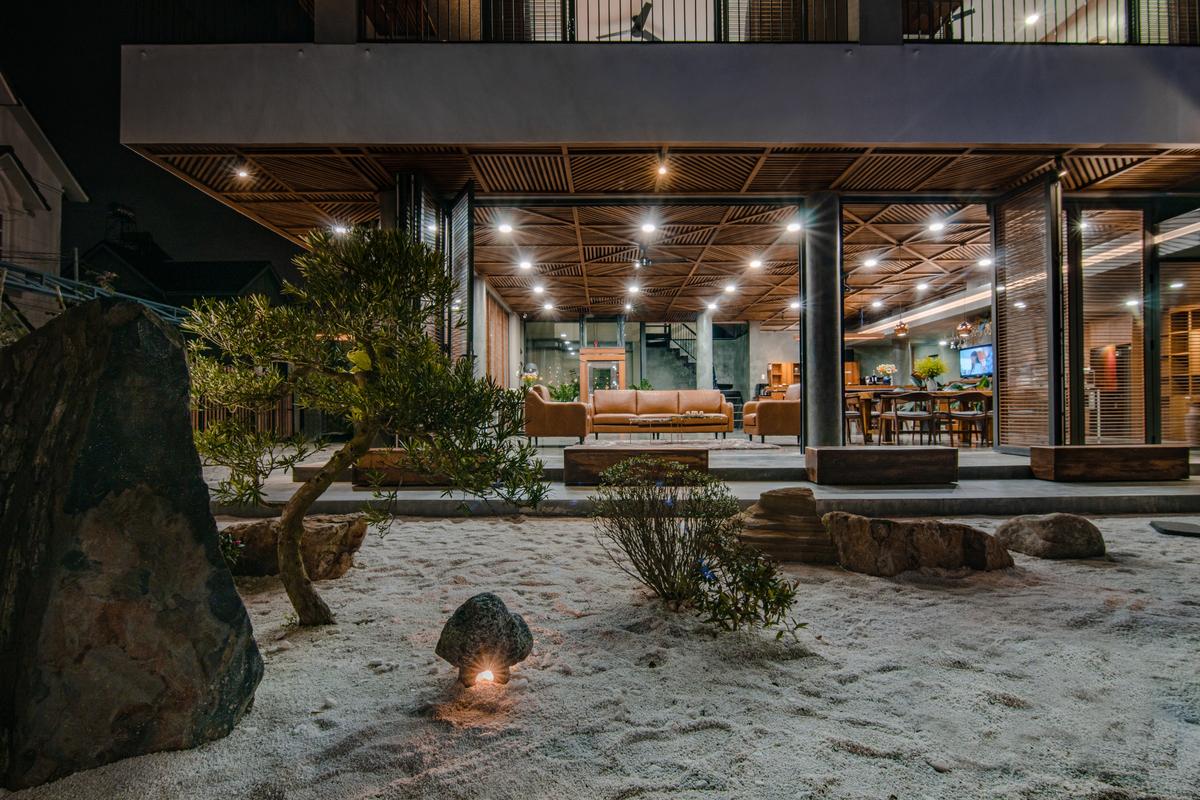 5 34 - Nhà Nam Hồ - công trình hòa quyện nét đẹp truyền thống và hiện đại   RYO Group