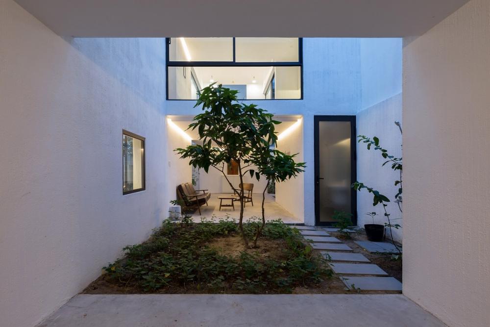 5.5 1000x1000 - Nhà Mệ Loan - Khoảng trời đón nắng trong ngõ nhỏ   H-H Studio