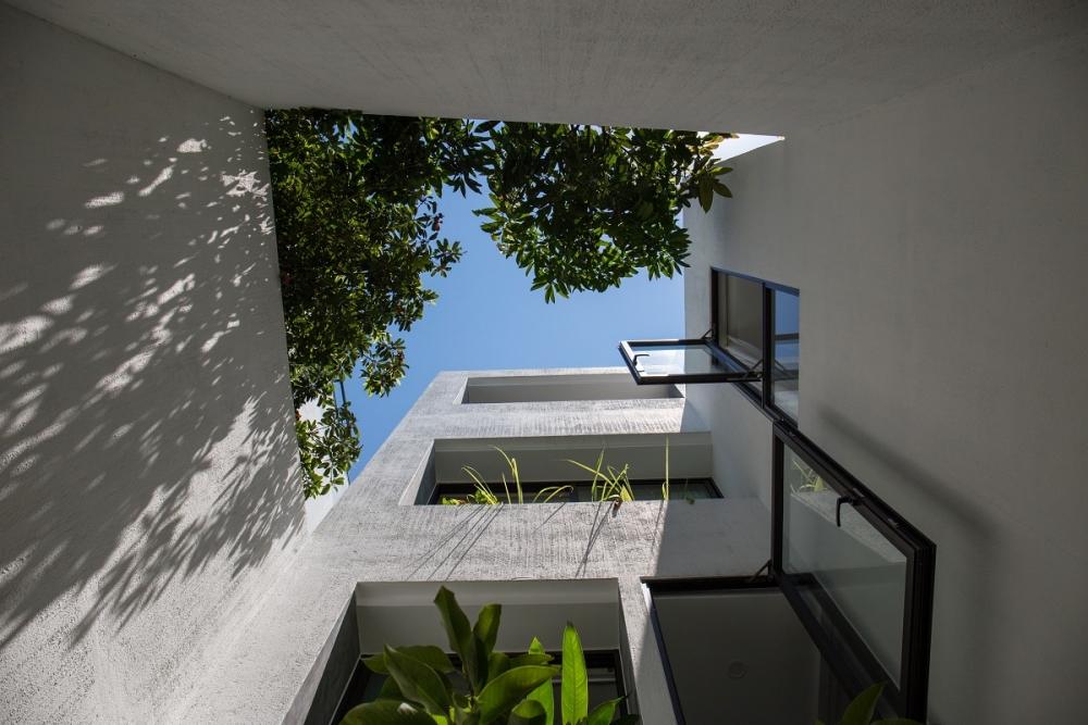5.5.5.5 1 1000x1000 - Nhà Mệ Loan - Khoảng trời đón nắng trong ngõ nhỏ   H-H Studio