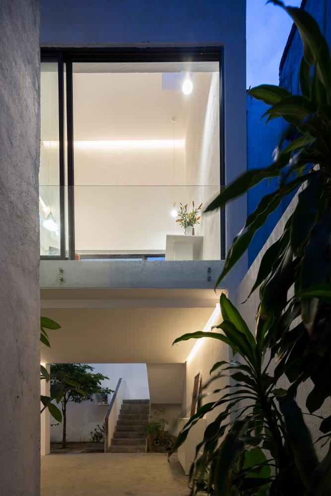 6.6 1000x1000 - Nhà Mệ Loan - Khoảng trời đón nắng trong ngõ nhỏ   H-H Studio