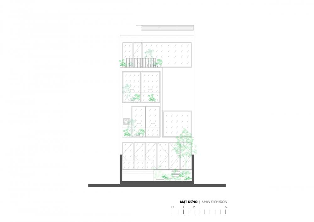 7 28 1000x1000 - Nhà ở quận 7 - Bức tranh hiện đại yên ả | H.a