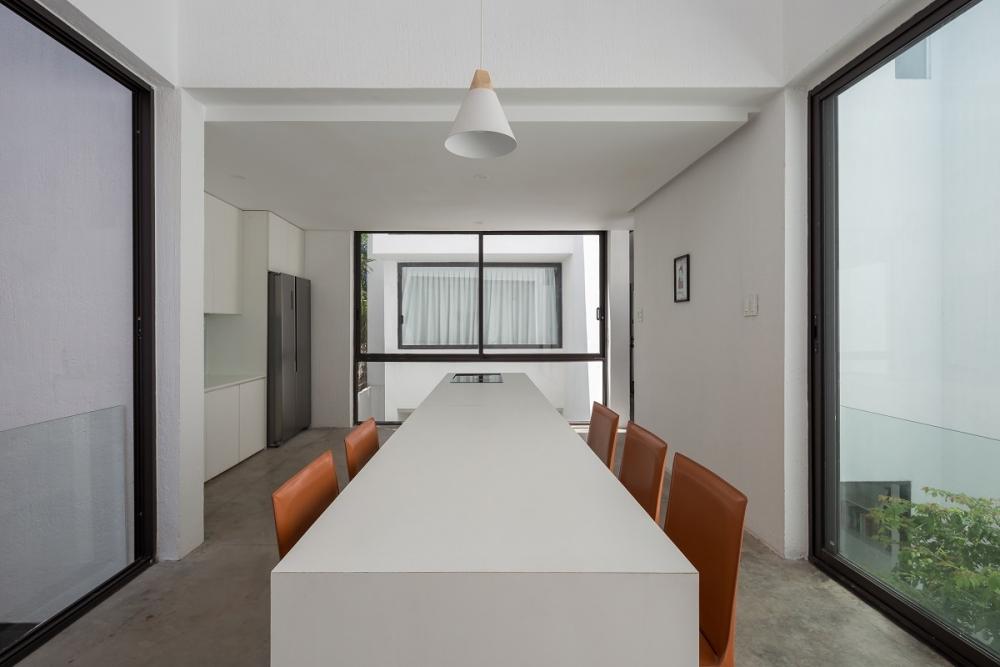 7.7 1000x1000 - Nhà Mệ Loan - Khoảng trời đón nắng trong ngõ nhỏ   H-H Studio