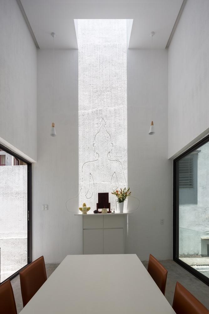 7.7.7.7 1000x1000 - Nhà Mệ Loan - Khoảng trời đón nắng trong ngõ nhỏ   H-H Studio