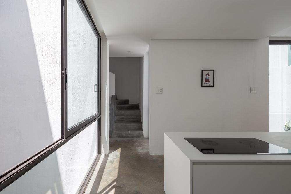 9 26 1000x1000 - Nhà Mệ Loan - Khoảng trời đón nắng trong ngõ nhỏ   H-H Studio
