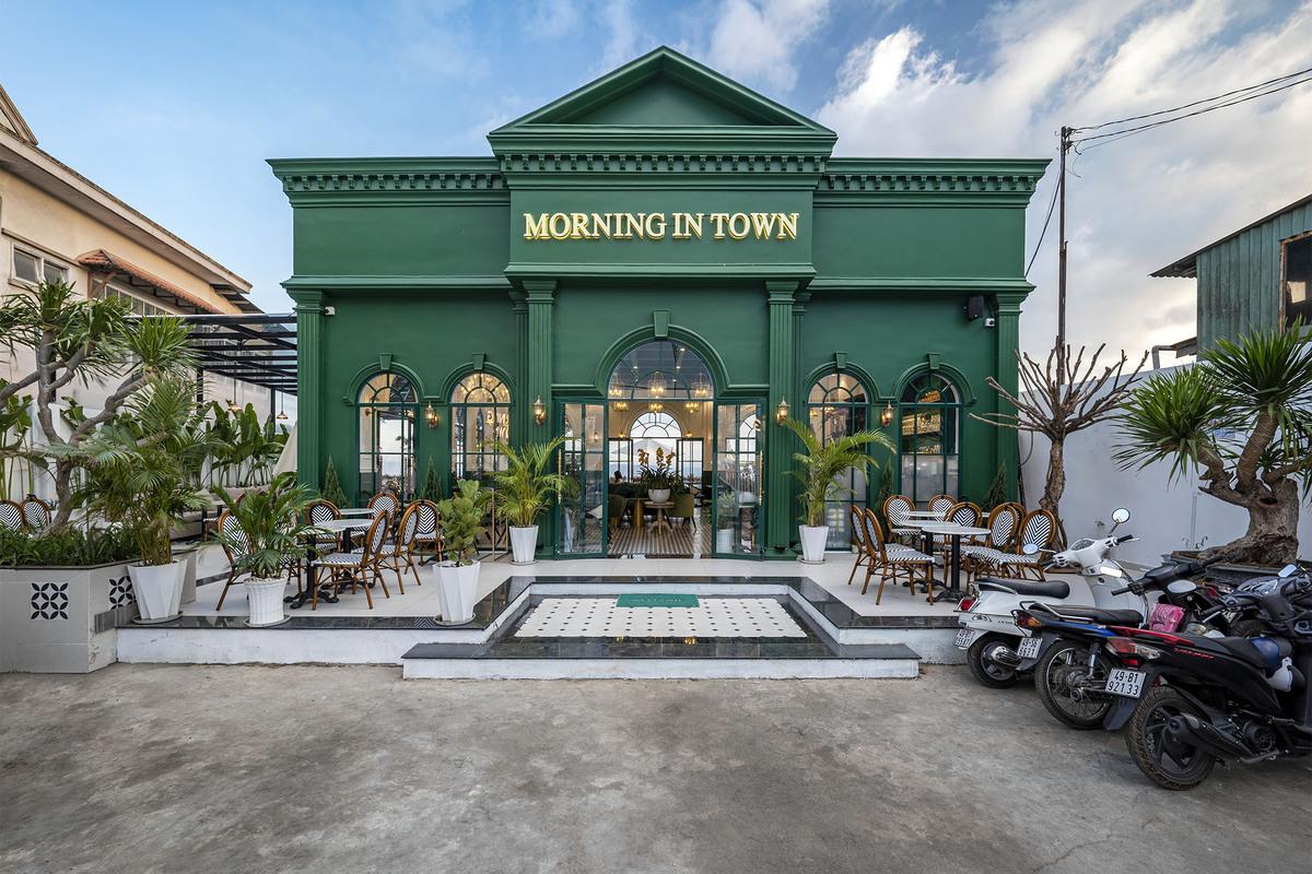 Morning in Town 04 - Morning in Town cafe - Thiết kế bao trọn không gian núi rừng tại Đà Lạt | KenDesign