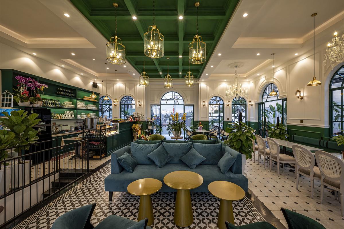 Morning in Town 06 - Morning in Town cafe - Thiết kế bao trọn không gian núi rừng tại Đà Lạt | KenDesign