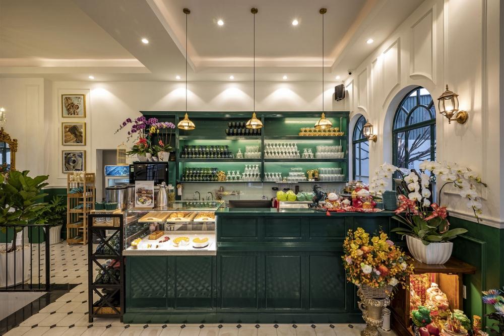 Morning in Town 08 1000x1000 - Morning in Town cafe - Thiết kế bao trọn không gian núi rừng tại Đà Lạt | KenDesign