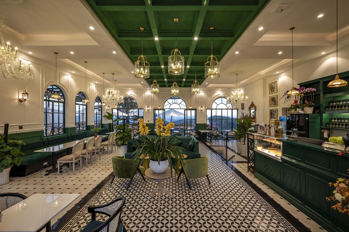 Morning in Town 09 3000x2000 - Morning in Town cafe - Thiết kế bao trọn không gian núi rừng tại Đà Lạt | KenDesign