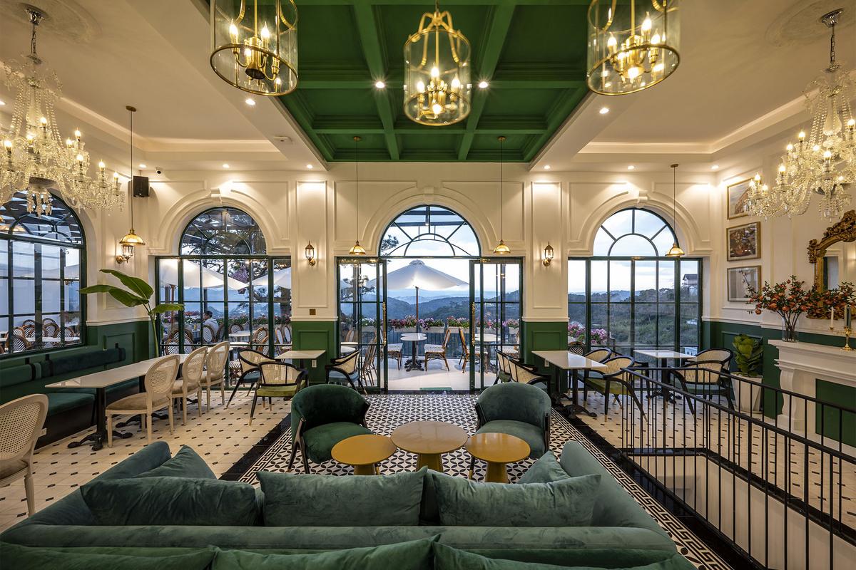 Morning in Town 10 - Morning in Town cafe - Thiết kế bao trọn không gian núi rừng tại Đà Lạt | KenDesign