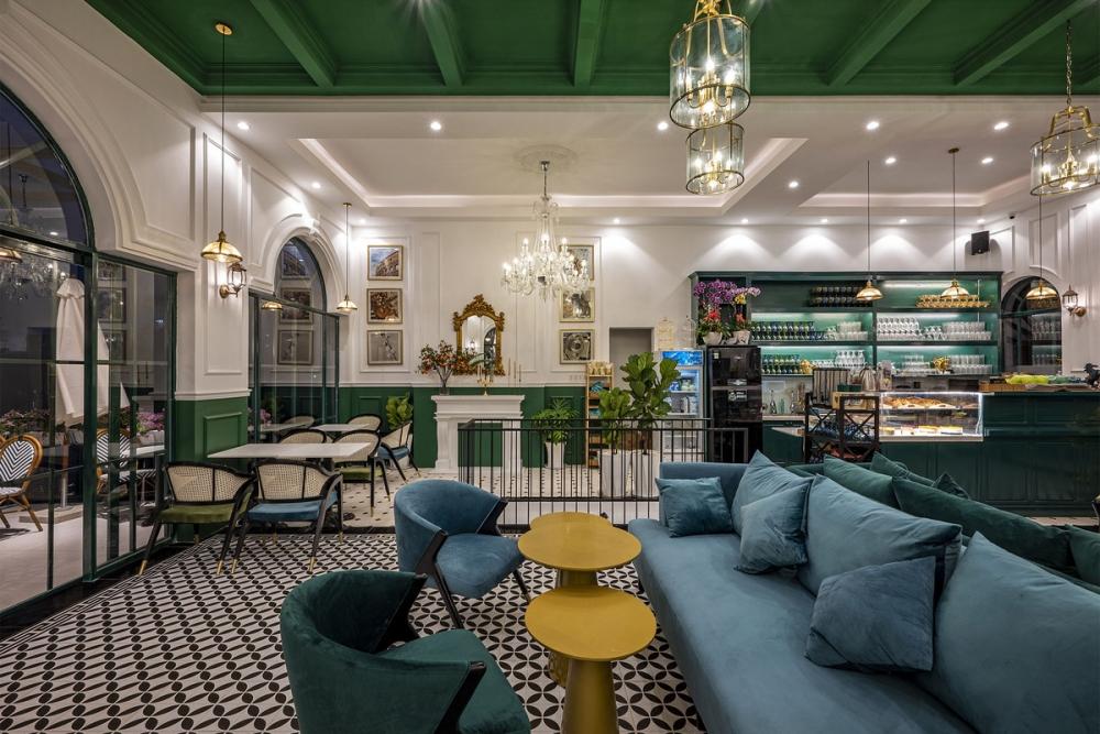 Morning in Town 14 1000x1000 - Morning in Town cafe - Thiết kế bao trọn không gian núi rừng tại Đà Lạt | KenDesign