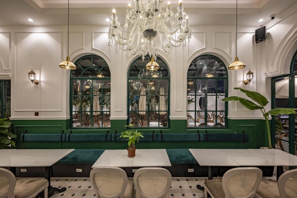 Morning in Town 15 1000x2000 - Morning in Town cafe - Thiết kế bao trọn không gian núi rừng tại Đà Lạt | KenDesign