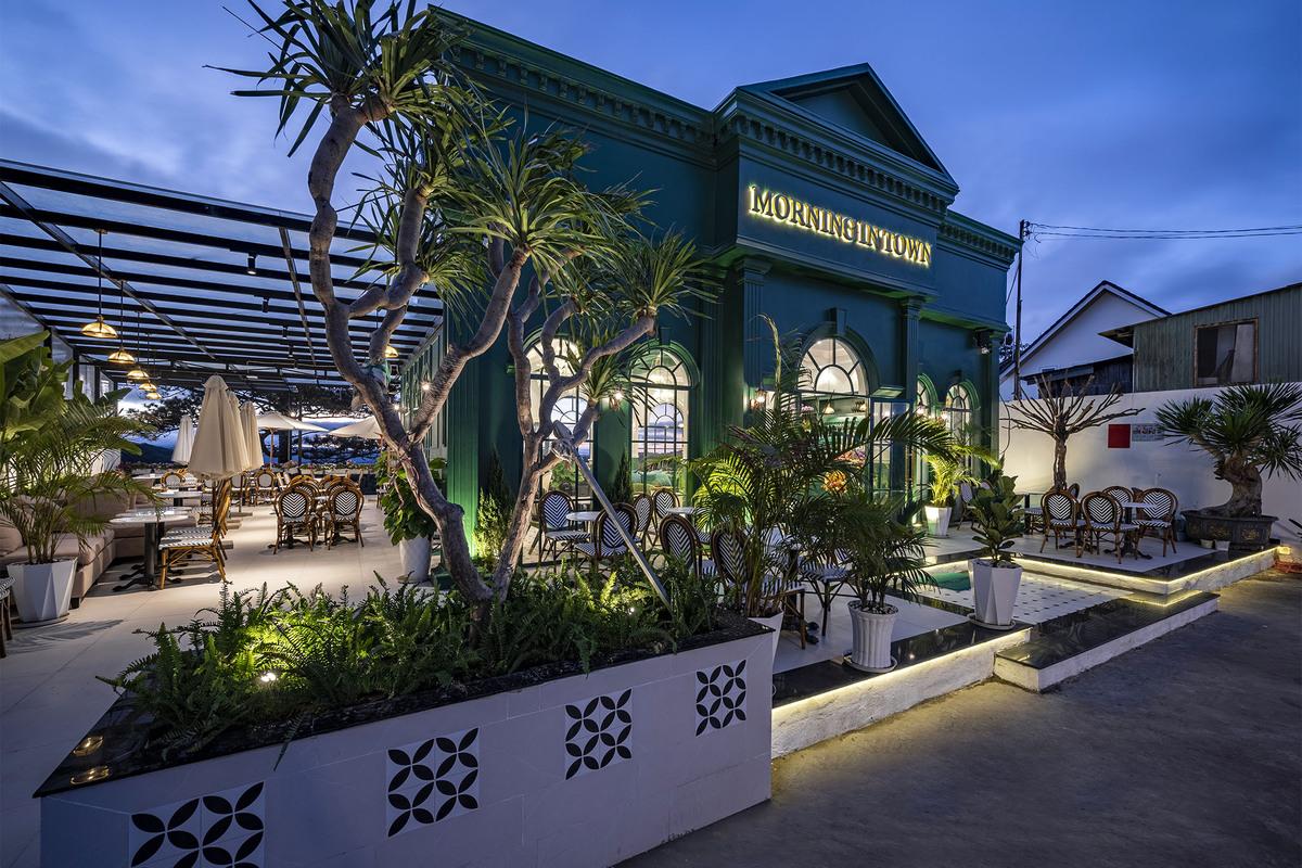 Morning in Town 17 - Morning in Town cafe - Thiết kế bao trọn không gian núi rừng tại Đà Lạt | KenDesign
