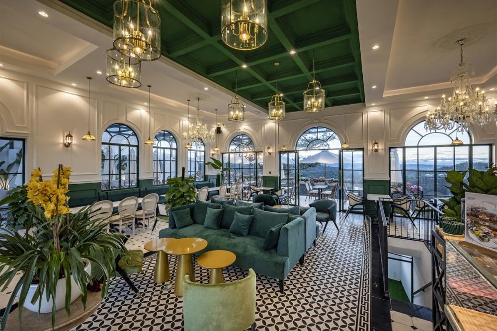 Morning in Town 21 1000x1000 - Morning in Town cafe - Thiết kế bao trọn không gian núi rừng tại Đà Lạt | KenDesign