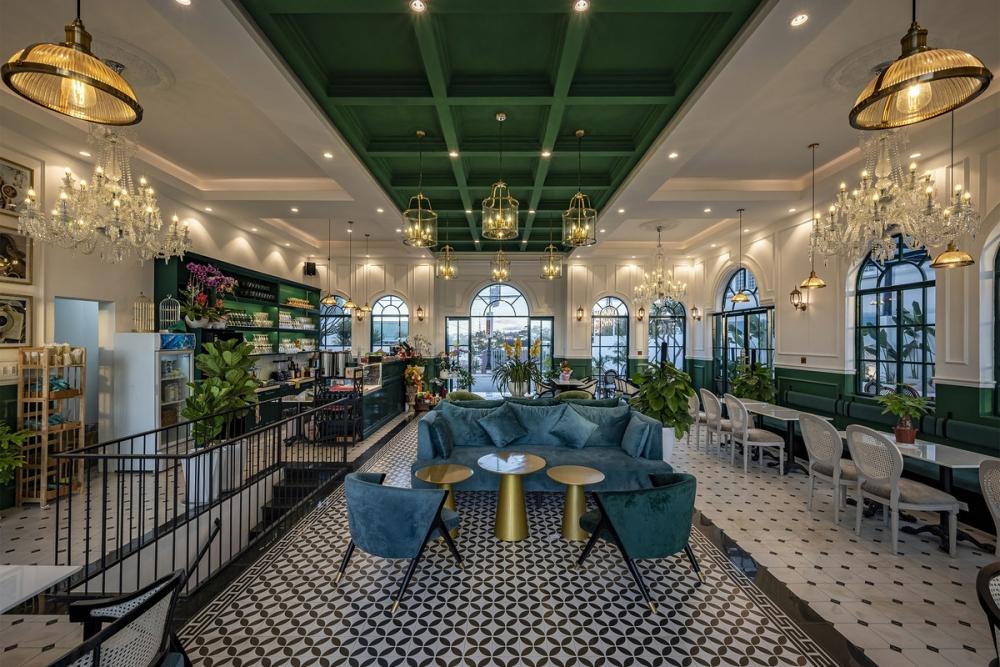 Morning in Town 23 1000x1000 - Morning in Town cafe - Thiết kế bao trọn không gian núi rừng tại Đà Lạt | KenDesign