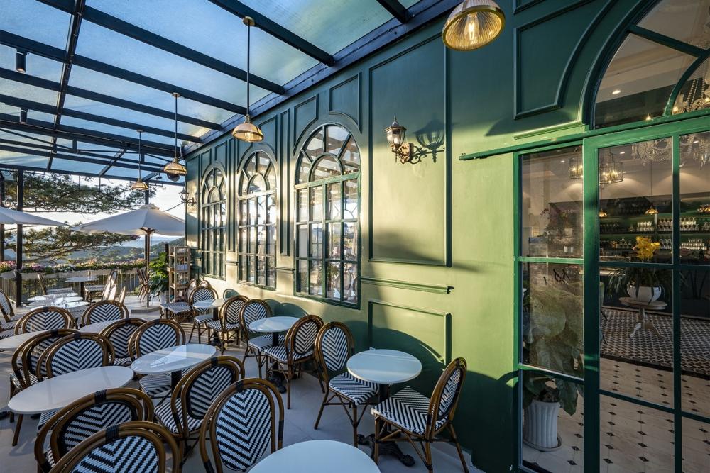 Morning in Town 31 1000x1000 - Morning in Town cafe - Thiết kế bao trọn không gian núi rừng tại Đà Lạt | KenDesign