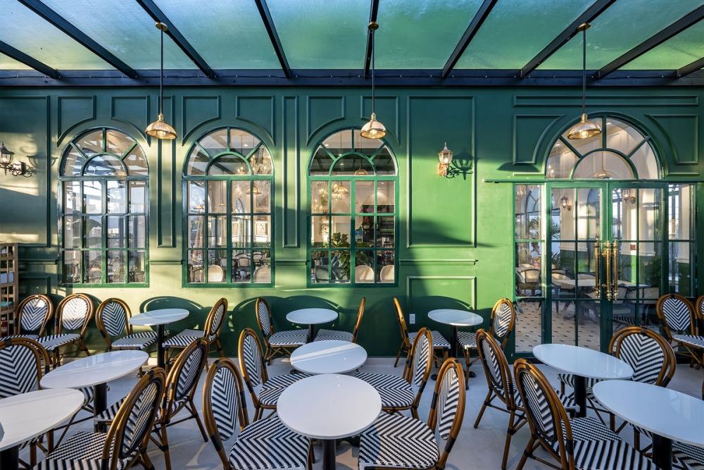 Morning in Town 34 1000x1000 - Morning in Town cafe - Thiết kế bao trọn không gian núi rừng tại Đà Lạt | KenDesign