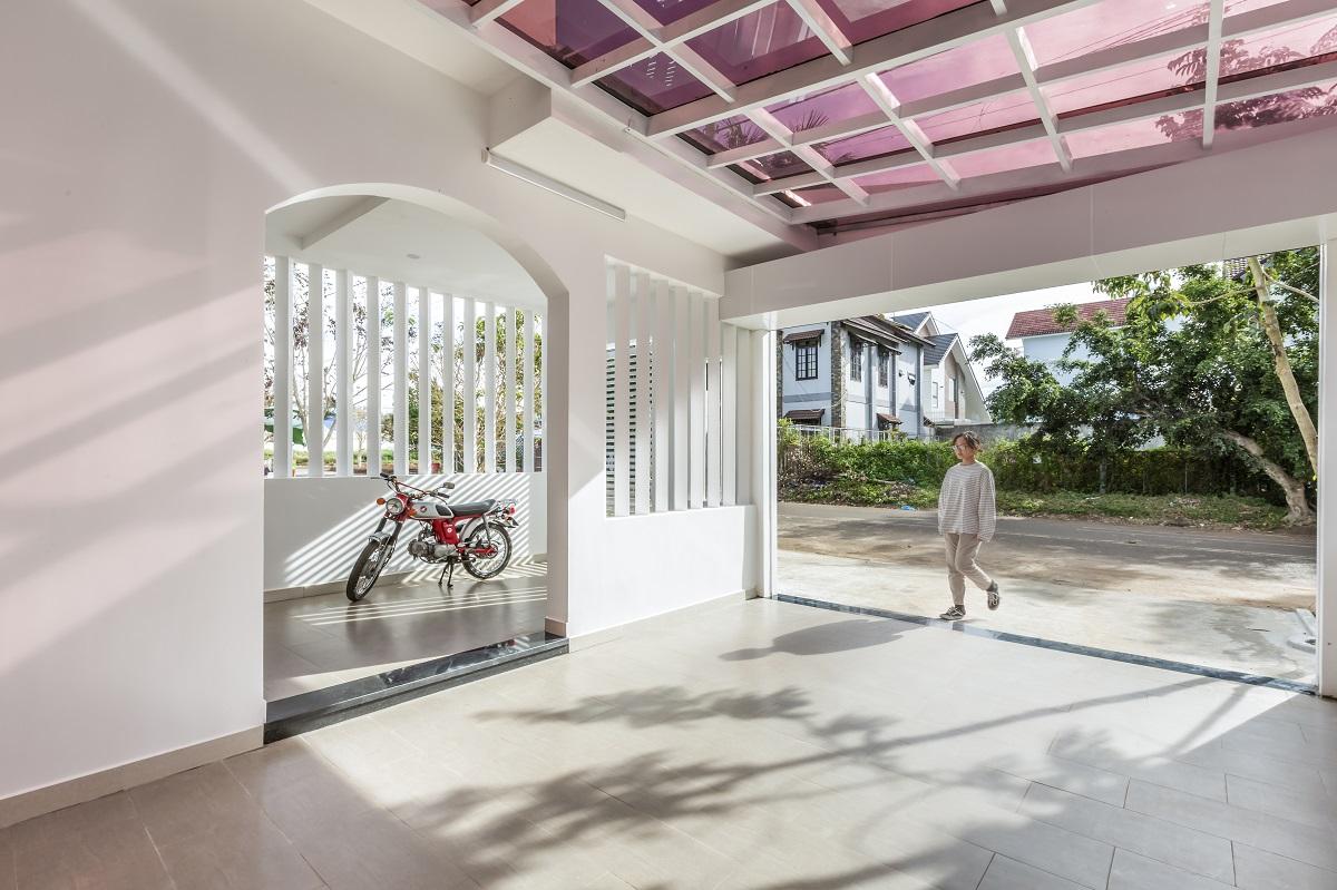 Nostal House - Một nét Tây Nguyên hiện đại | Kaa Architects