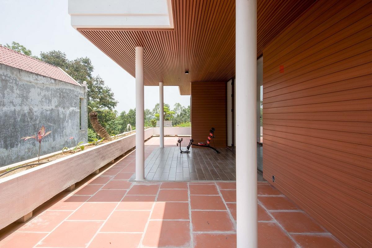 kienviet nha ham rong 17 - Nhà Hàm Rồng - Tận hưởng thiên nhiên từ mọi không gian | T-architects
