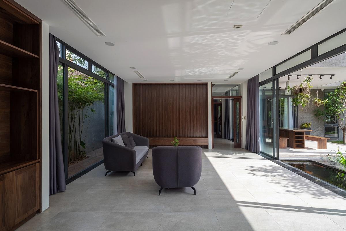Ninh Binh Villa - không gian gắn kết gia đình