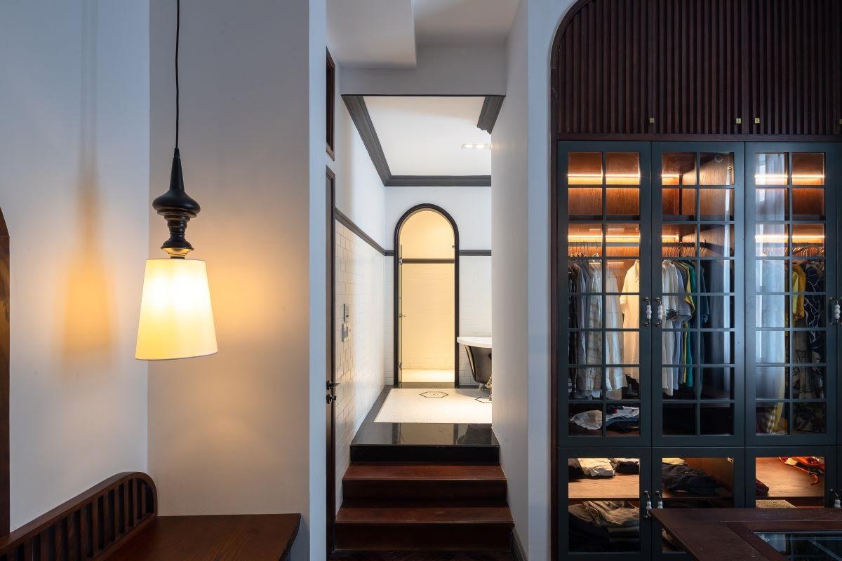 Có ngôi nhà được tái sinh - Maison du Phénix   Lê House