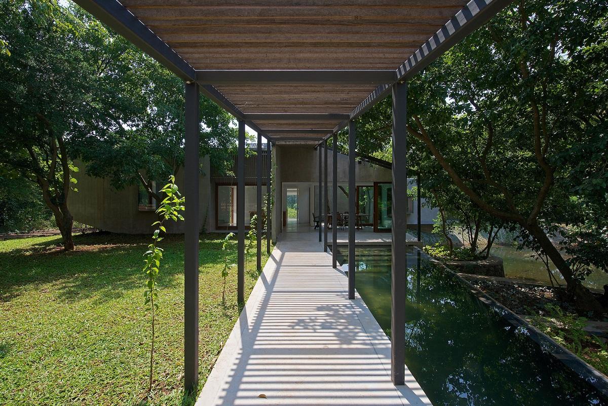 Ngôi nhà trên dòng suối | Văn phòng kiến trúc Brio