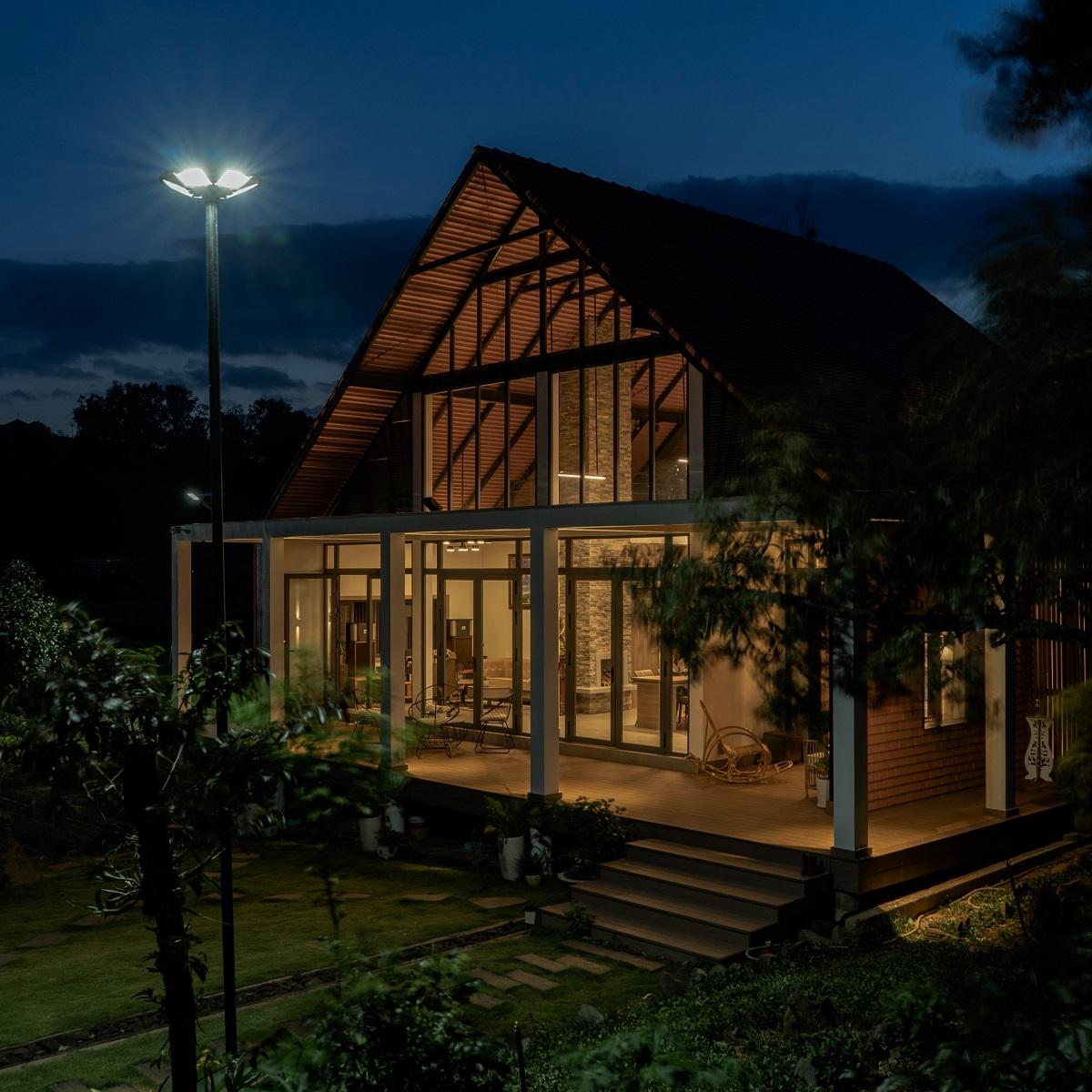 kienviet xuan anh house tan huong khong gian yen binh garchitects 25 - Nhà Xuân Anh - Tìm về chốn yên bình