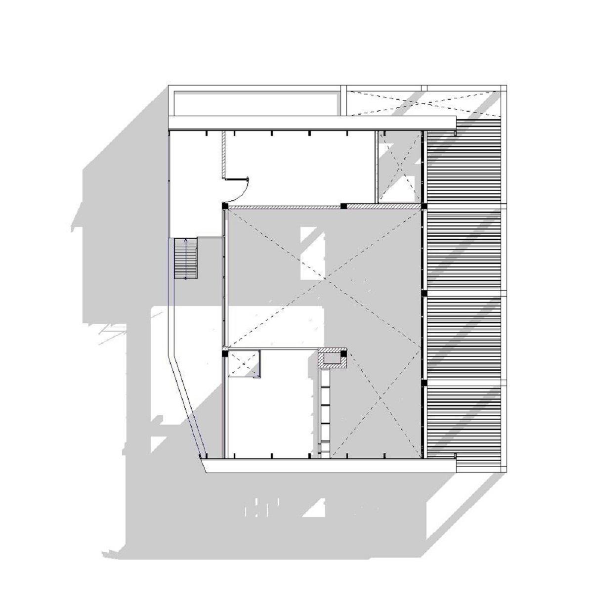 kienviet xuan anh house tan huong khong gian yen binh garchitects 6 - Nhà Xuân Anh - Tìm về chốn yên bình