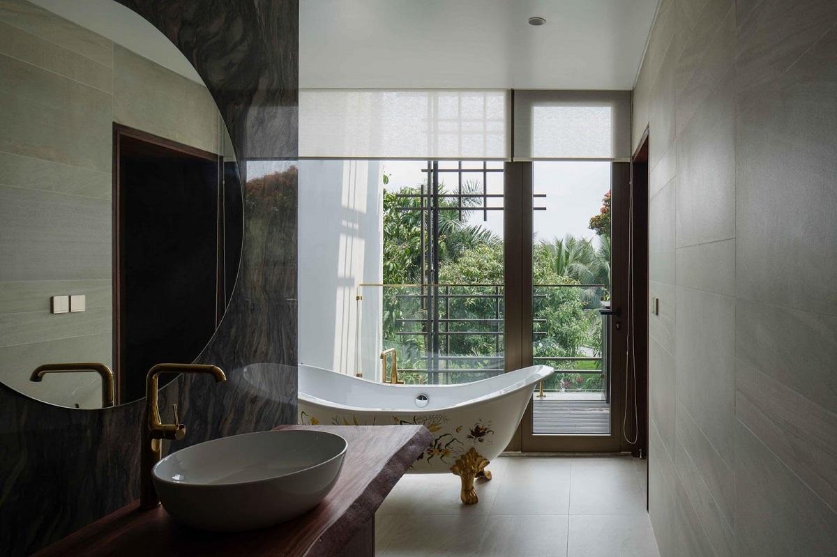 kienviet yu house khi ngoi nha thuoc ve boi canh vuuv architecture and interior design 13 - YU House - Khi ngôi nhà thuộc về bối cảnh