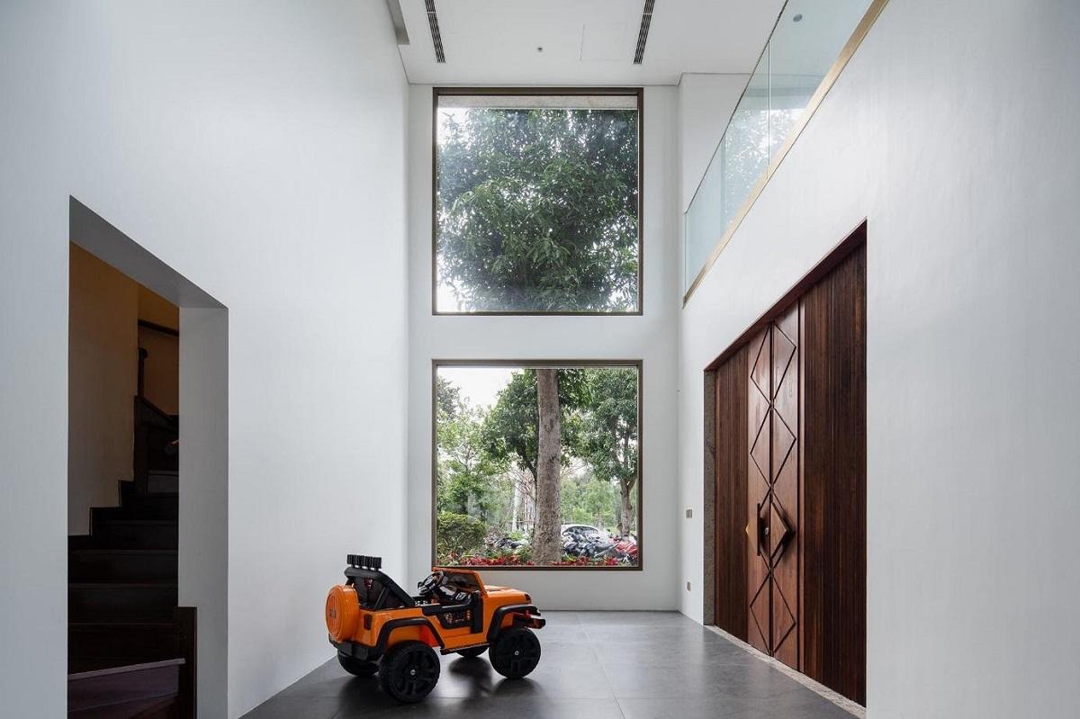 YU house - Khi ngôi nhà thuộc về bối cảnh | VUUV architecture and interior design