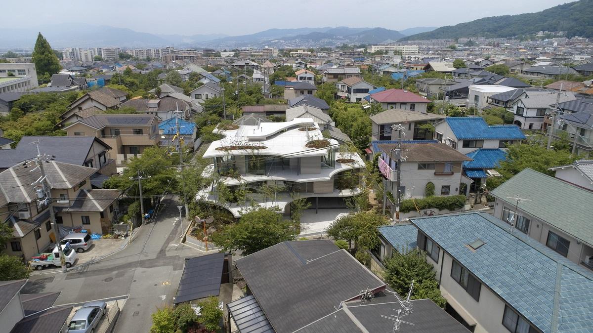 Earth House: Sự tự do của gió và ánh sáng | Tomohiro Hata Architect and Associates