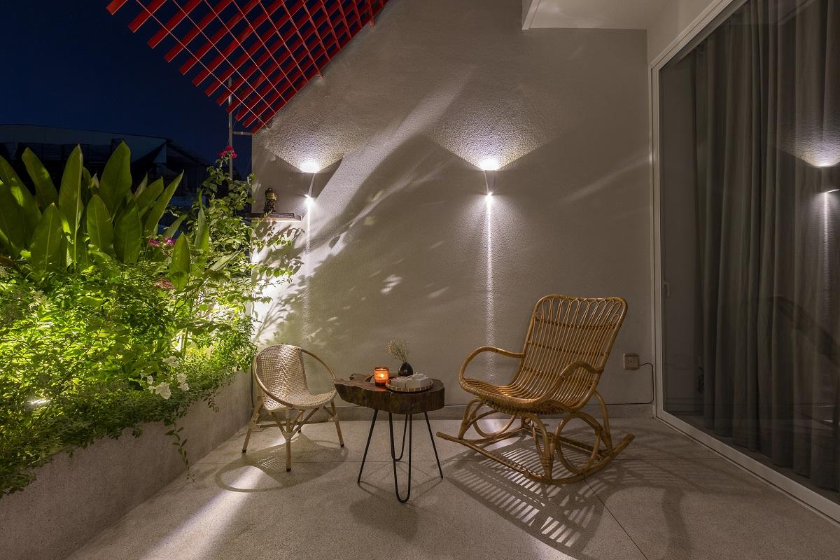 Nhà số 27 - Dự án cải tạo nhà ở gia đình   dmarchitects