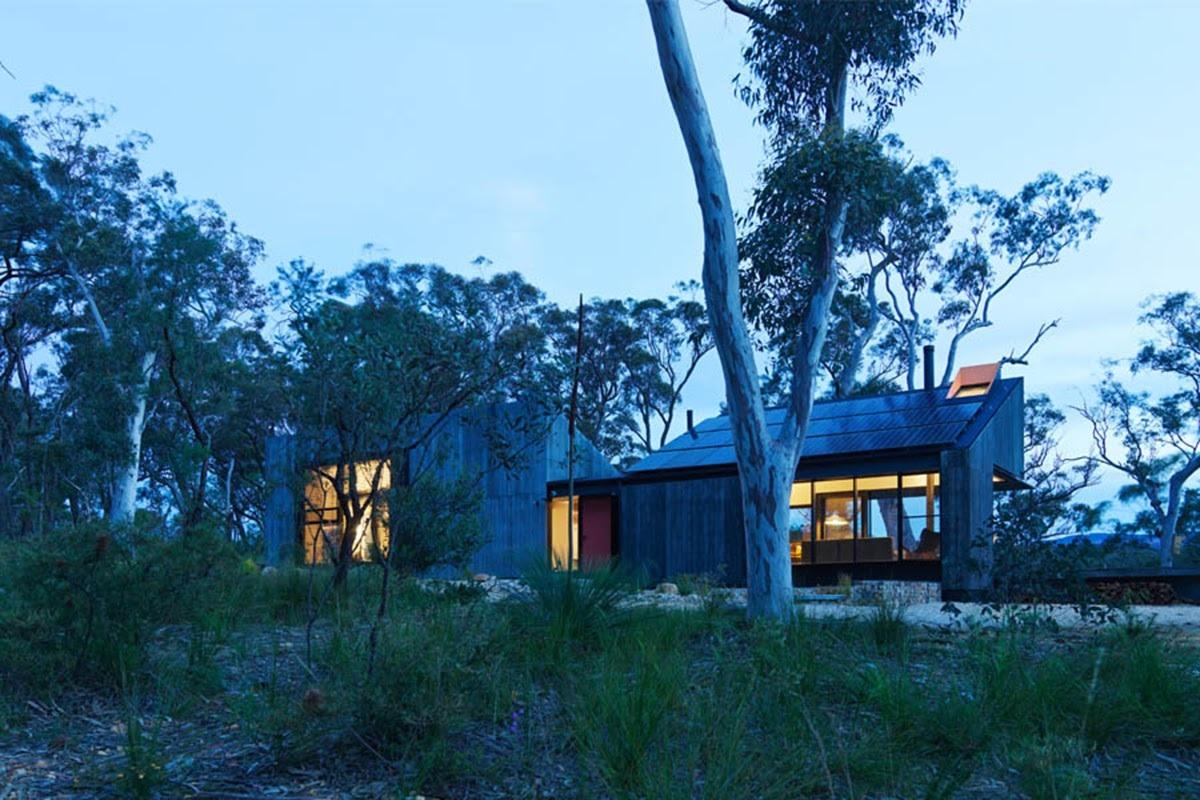 Off Grid House: Ngôi nhà nằm ngoài mạng lưới điện | Anderson Architecture