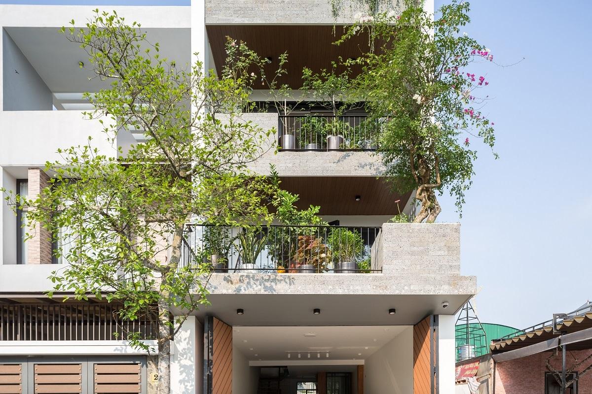 TT House - Kiến tạo không gian xanh cho nhà ở | Vo+ Architects & Partners