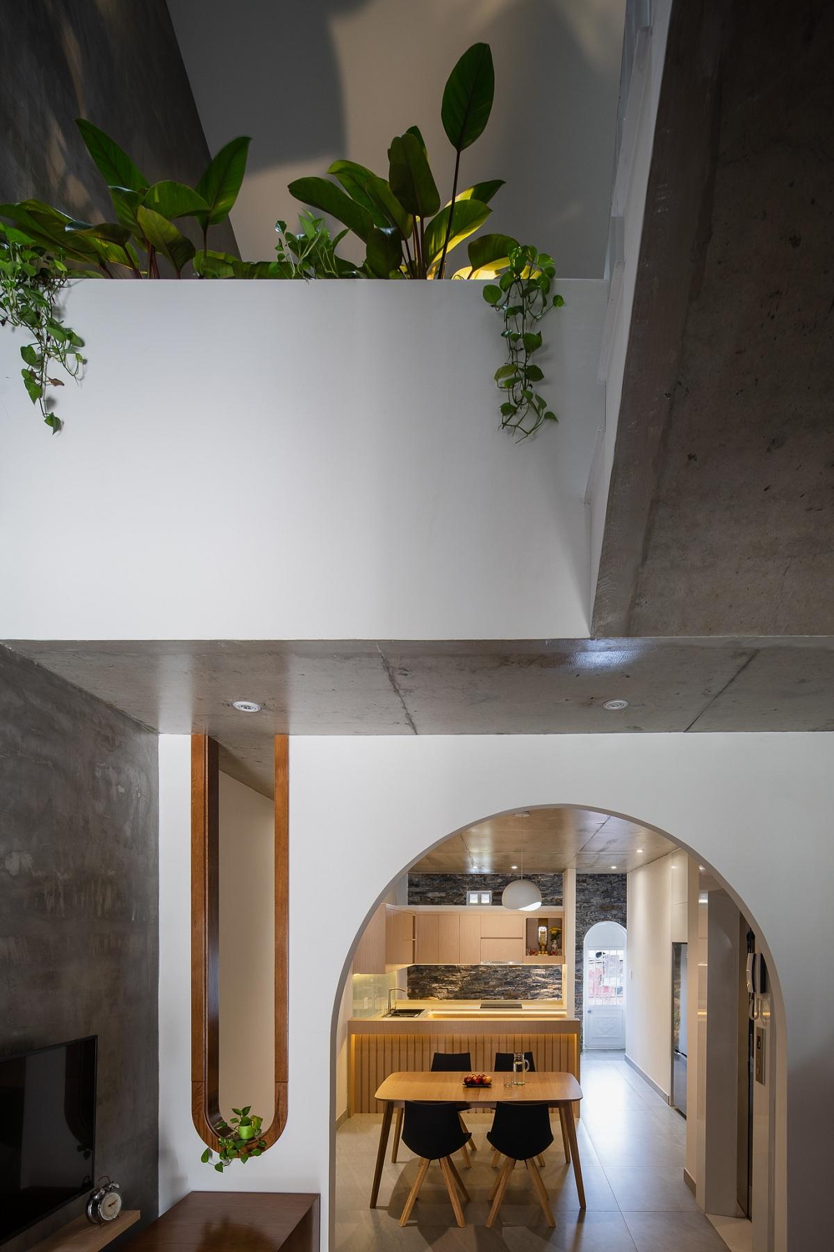 Da Nang House - Những khối không gian thú vị | AD9 Architects