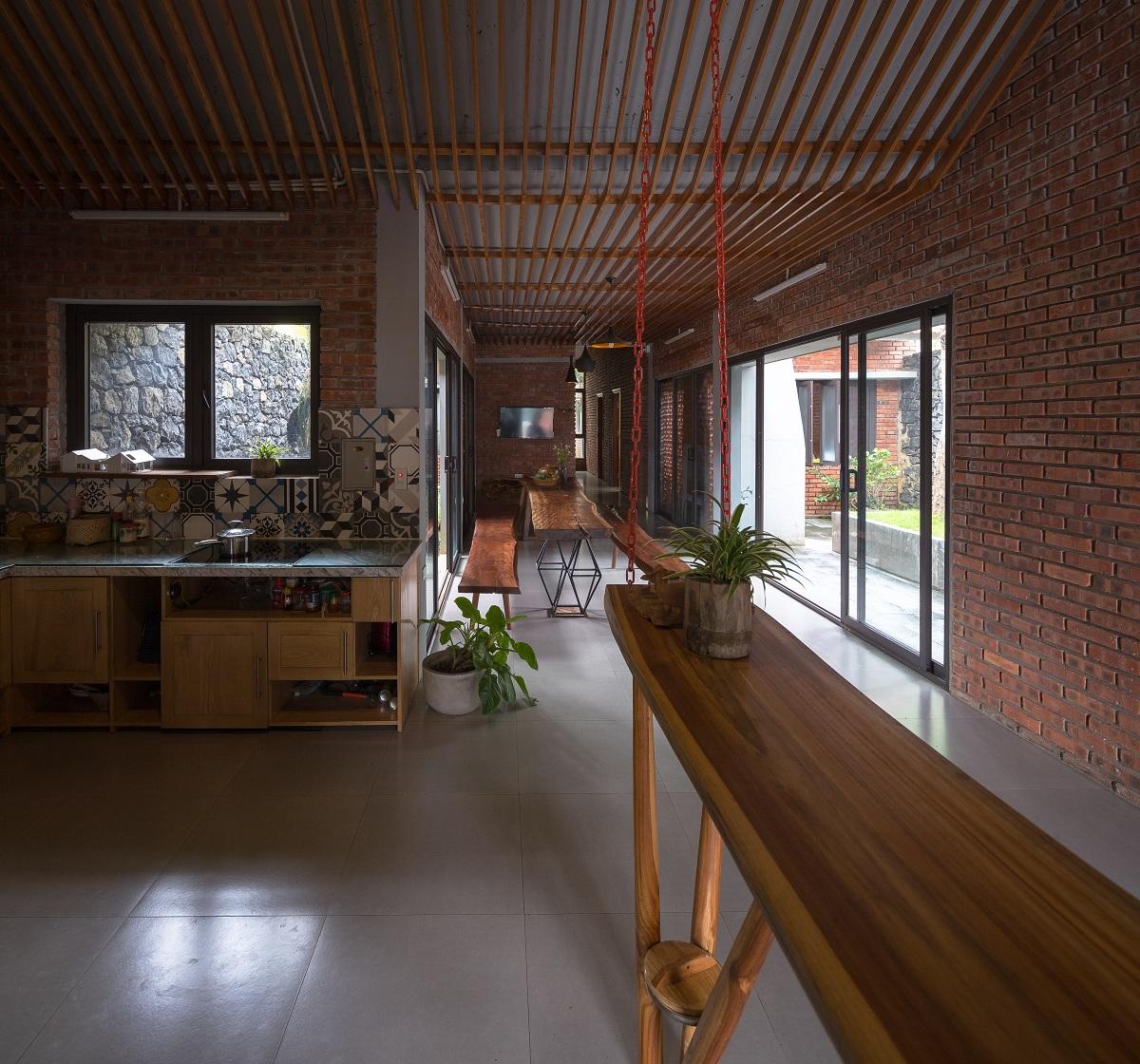TB House - Ngôi nhà của những tán cây | Trung Tran Studio