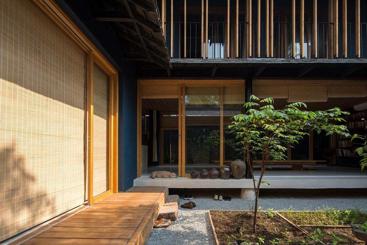 Nhà ở Hội An - Ngôi nhà vỏ ốc   lequang-architects